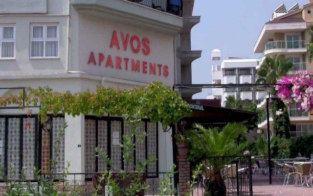 Avos Apartments Турция, Мармарис - отзывы, цены и фото номеров - забронировать отель Avos Apartments онлайн вид на фасад