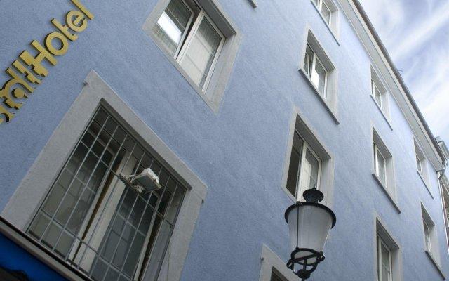 Отель stattHotel вид на фасад