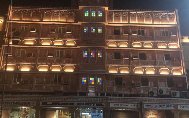Отель LMB Hotel Индия, Джайпур - отзывы, цены и фото номеров - забронировать отель LMB Hotel онлайн вид на фасад