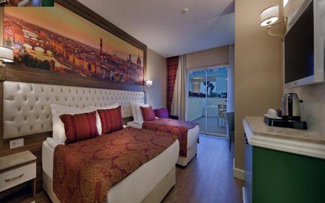 Litore Resort Hotel & Spa Турция, Окурджалар - отзывы, цены и фото номеров - забронировать отель Litore Resort Hotel & Spa - All Inclusive онлайн комната для гостей