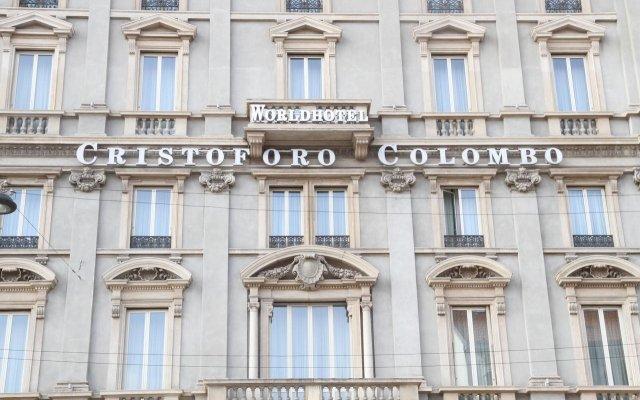 Отель Worldhotel Cristoforo Colombo Италия, Милан - - забронировать отель Worldhotel Cristoforo Colombo, цены и фото номеров вид на фасад