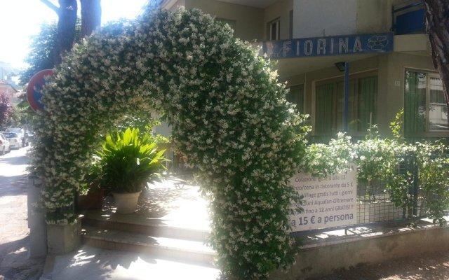 Отель Fiorina Bed&Breakfast вид на фасад