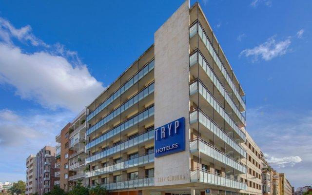 TRYP Córdoba Hotel вид на фасад