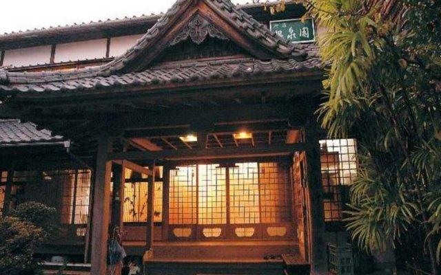 Отель Onsenkaku Япония, Беппу - отзывы, цены и фото номеров - забронировать отель Onsenkaku онлайн вид на фасад