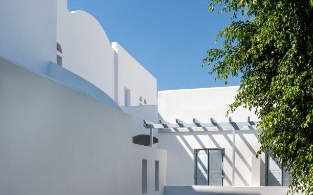 Отель Santorini Kastelli Resort Греция, Остров Санторини - отзывы, цены и фото номеров - забронировать отель Santorini Kastelli Resort онлайн вид на фасад
