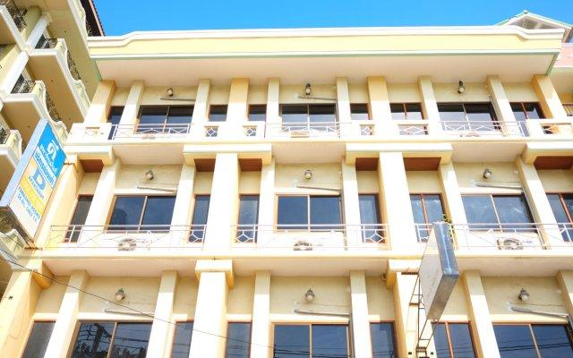 Отель D Apartment 2 Таиланд, Паттайя - отзывы, цены и фото номеров - забронировать отель D Apartment 2 онлайн вид на фасад