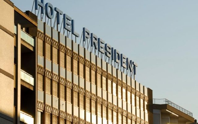 Hotel President - Vestas Hotels & Resorts Лечче вид на фасад