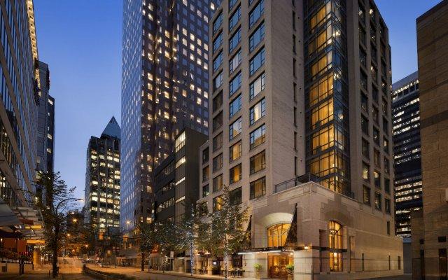 Отель Le Soleil by Executive Hotels Канада, Ванкувер - отзывы, цены и фото номеров - забронировать отель Le Soleil by Executive Hotels онлайн вид на фасад