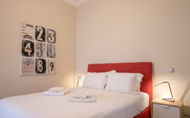Luxurious 5 bedroom-3 bathroom Apartment 2- Athens