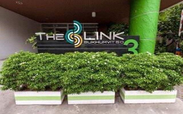 Апартаменты Comfy King Studio Бангкок вид на фасад
