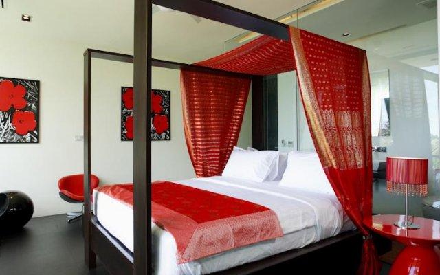 Отель Villa Yang комната для гостей