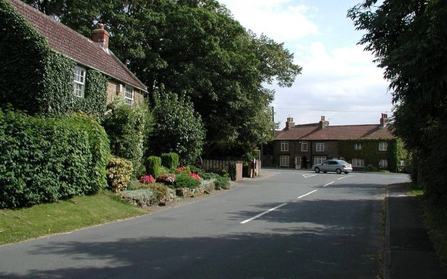 Отель Shiptonthorpe Arms B&B вид на фасад