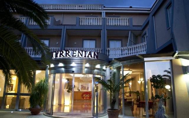 Tyrrenian Park Hotel Амантея вид на фасад
