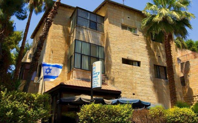 A Little House In Rechavia Израиль, Иерусалим - отзывы, цены и фото номеров - забронировать отель A Little House In Rechavia онлайн вид на фасад