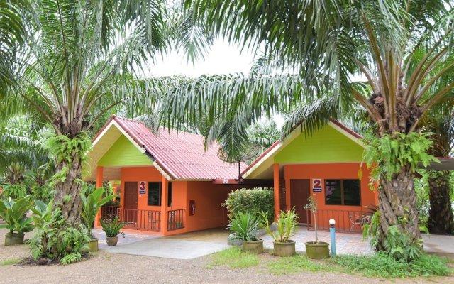 Отель Palm Kaew Resort Krabi вид на фасад