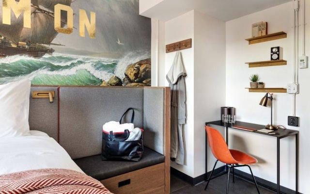 The Revolution Hotel 2
