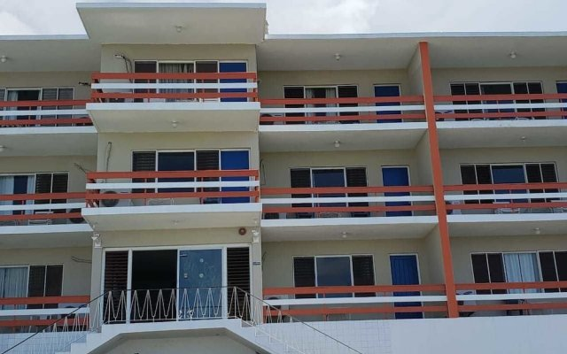 Hotel Montego вид на фасад