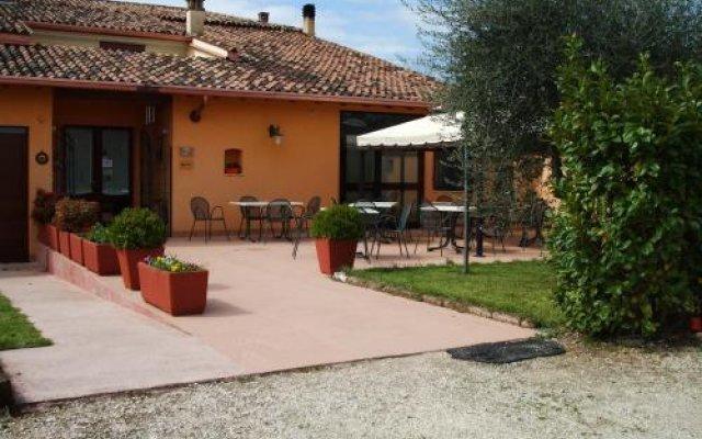 Отель Agriturismo Nuvolino - Guest House Монцамбано вид на фасад