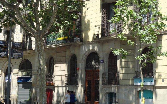 Отель BruStar Gotic Испания, Барселона - отзывы, цены и фото номеров - забронировать отель BruStar Gotic онлайн вид на фасад