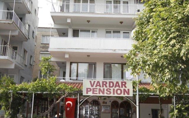 Vardar Pension Турция, Сельчук - отзывы, цены и фото номеров - забронировать отель Vardar Pension онлайн вид на фасад