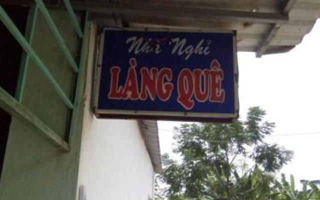 Отель Lang Que Guesthouse вид на фасад