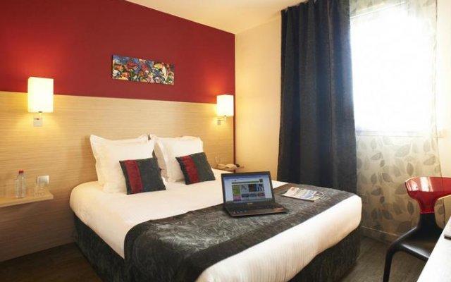 Отель Hôtel du Parc Франция, Сомюр - отзывы, цены и фото номеров - забронировать отель Hôtel du Parc онлайн вид на фасад