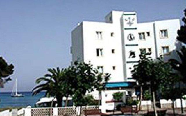 Caballito Al Mar Hotel вид на фасад