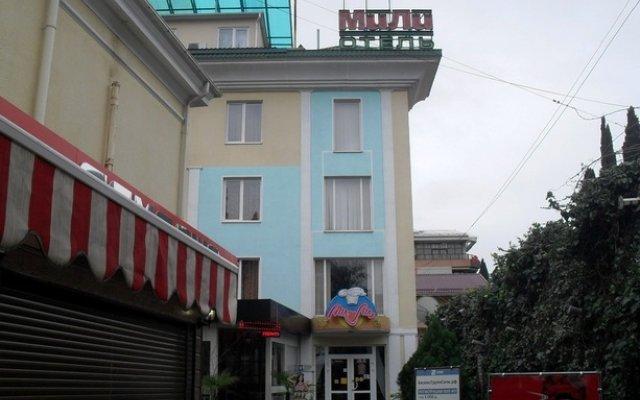 Гостиница Mili в Сочи отзывы, цены и фото номеров - забронировать гостиницу Mili онлайн вид на фасад