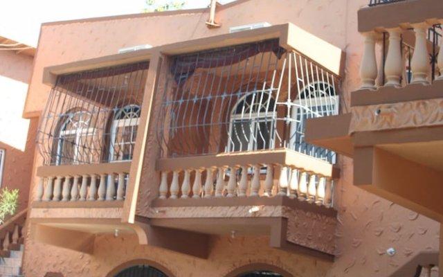 Апартаменты Cozy Apartments вид на фасад