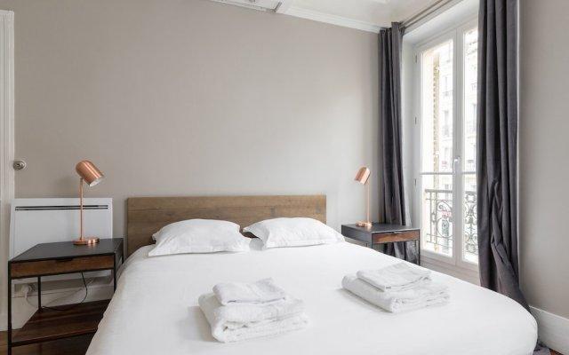 Апартаменты Jussieu - Latin Quarter Apartment комната для гостей