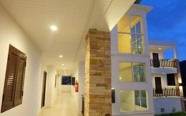 Отель MM Hill Hotel Таиланд, Самуи - отзывы, цены и фото номеров - забронировать отель MM Hill Hotel онлайн вид на фасад