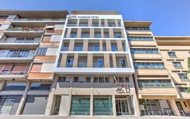 Отель MH Florence Hotel & Spa Италия, Флоренция - 2 отзыва об отеле, цены и фото номеров - забронировать отель MH Florence Hotel & Spa онлайн вид на фасад