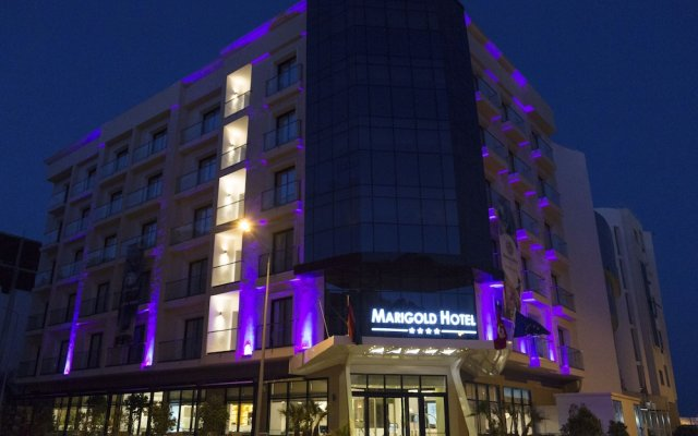 Marigold Hotel in Tunis, Tunisia from 85$, photos, reviews - zenhotels.com hotel front