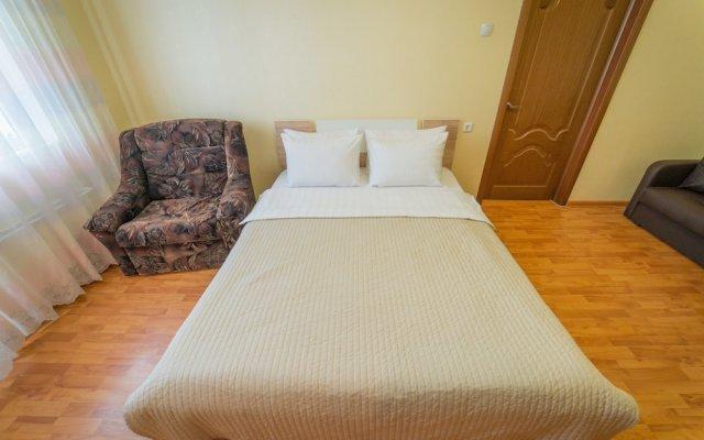 Апартаменты Inndays Apartment on Buninskaya Alleya комната для гостей