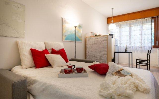 Отель City Station Studio Италия, Местре - отзывы, цены и фото номеров - забронировать отель City Station Studio онлайн комната для гостей