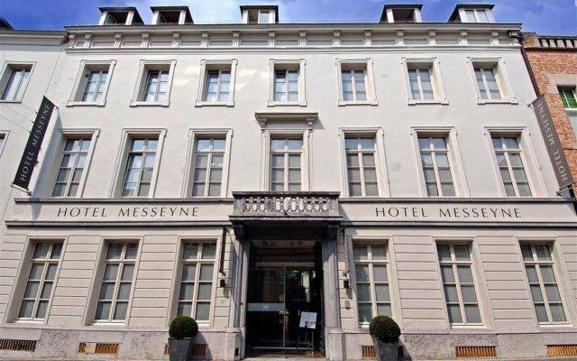 Отель Messeyne Бельгия, Кортрейк - отзывы, цены и фото номеров - забронировать отель Messeyne онлайн вид на фасад