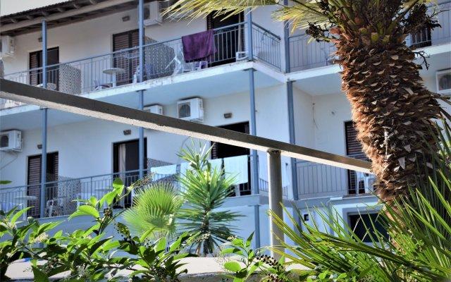 Отель Aragorn Paradise Garden Греция, Сивота - отзывы, цены и фото номеров - забронировать отель Aragorn Paradise Garden онлайн вид на фасад