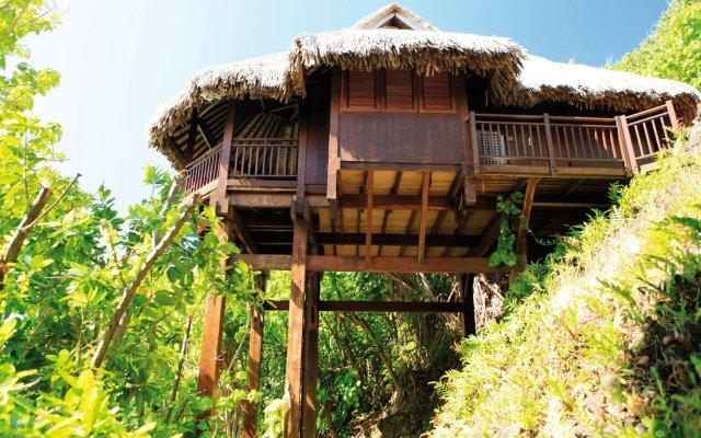 Отель Sofitel Bora Bora Private Island Французская Полинезия, Бора-Бора - отзывы, цены и фото номеров - забронировать отель Sofitel Bora Bora Private Island онлайн вид на фасад
