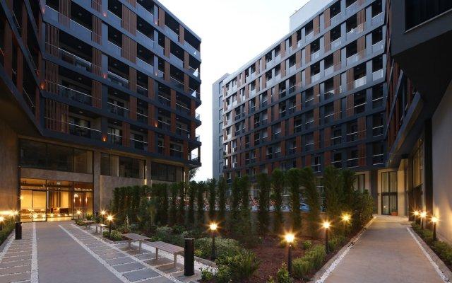 Coordinat Suits Турция, Измир - отзывы, цены и фото номеров - забронировать отель Coordinat Suits онлайн вид на фасад