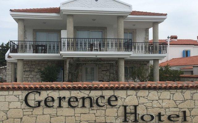 Gerence Butik Hotel Чешме вид на фасад