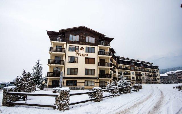 Апартаменты Apartments in Pesspa Complex вид на фасад