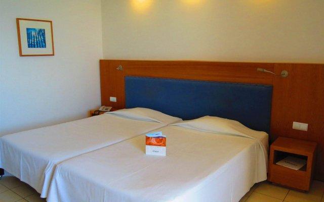Отель Alfamar Beach & Sport Resort вид на фасад