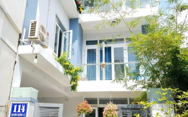Отель Phuong Anh Hoi An Homestay вид на фасад