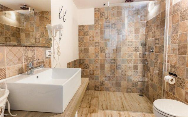 Отель Orange Syracuse Сиракуза ванная