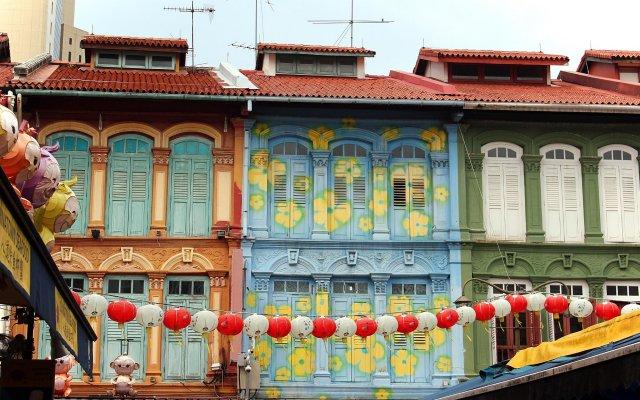 Mayfair City Boarding House