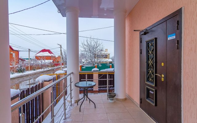 Hotel Natali вид на фасад