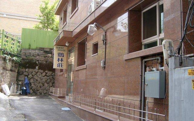 Отель Gyerim Guest House вид на фасад