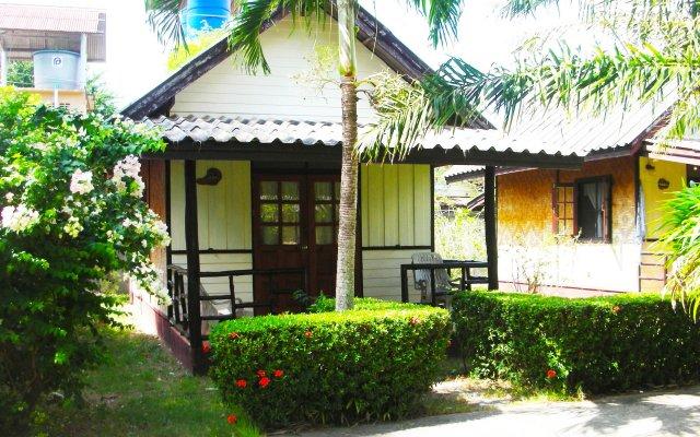Отель Lanta Scenic Bungalow Таиланд, Ланта - отзывы, цены и фото номеров - забронировать отель Lanta Scenic Bungalow онлайн вид на фасад
