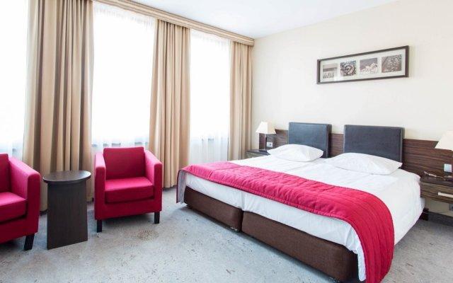 Отель Qubus Hotel Gdańsk Польша, Гданьск - 3 отзыва об отеле, цены и фото номеров - забронировать отель Qubus Hotel Gdańsk онлайн комната для гостей
