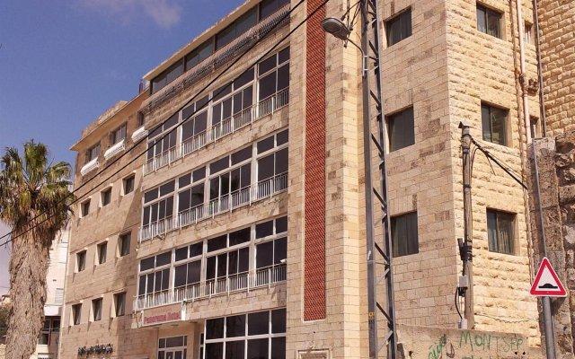 Jerusalem Panorama Hotel Израиль, Иерусалим - 5 отзывов об отеле, цены и фото номеров - забронировать отель Jerusalem Panorama Hotel онлайн вид на фасад